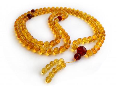 TIBETAN BUDDHIST ZEN MALA WITH 108 BEADS
