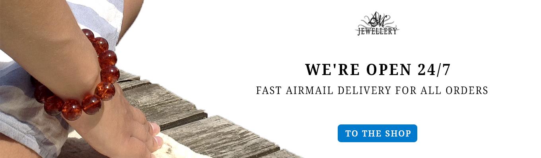 AmberMaster Free Shipping